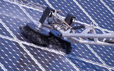 Solarfresh – die Photovoltaikreinigung im Herbst