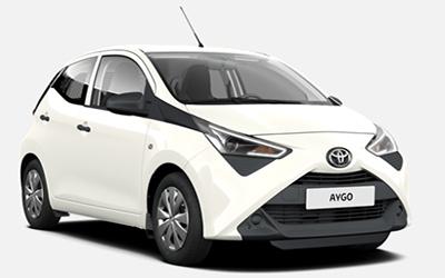 Maschinenring-Angebot: Toyota Aygo  5-Türer
