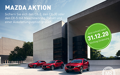 Mazda Aktion